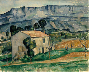 House in Provence - Image: Cézanne, Paul House in Provence Google Art Project