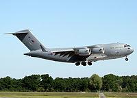 ZZ171 - C17 - Royal Air Force