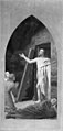 C.W. Eckersberg - The resurrection. Sketch for an altarpiece - KMS1772 - Statens Museum for Kunst.jpg