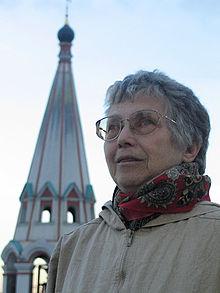 Наталья Евгеньевна Горбаневская