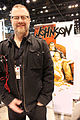 C2E2 2013 - Dave Johnson (8691092628).jpg