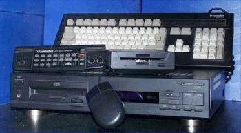 Amiga CDTV Released in 1991