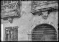 CH-NB - Sion, Maison, Façade, vue partielle - Collection Max van Berchem - EAD-7681.tif