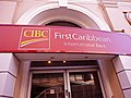 CIBC FirstCaribbean International Bank in Bridgetown, St. Michael, Barbados (2011).JPG