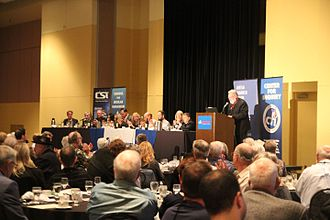 CSICon - CSI, CFI and CSH gathered at the joint CFI Summit in Tacoma, Washington in 2013.