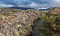 Cañón Nikulasargja, Parque Nacional de Þingvellir, Vesturland, Islandia, 2014-08-16, DD 044.JPG