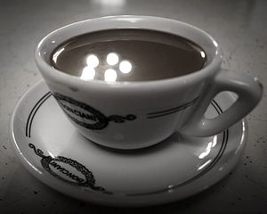 Caffè - A cup of Italian coffee