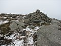 Cairn on Meall nan Damh - geograph.org.uk - 1055952.jpg
