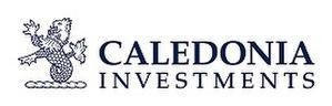 Caledonia Investments - Image: Caledonia Logo s