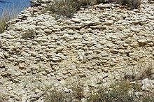 Caliche wikipedia for Chemical properties of soil wikipedia