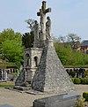 foto van Calvarieberg op het kerkhof