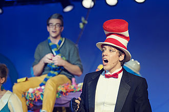 Calvary University - Calvary Bible College Seussical 2013