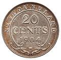 Canada Newfoundland Edward VII 20 Cents 1904H (rev).jpg