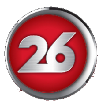 Canal 26 - Canal 26's current logo