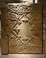 Cancell visigòtic de la cripta arqueològica de la presó de Sant Vicent Màrtir de València.JPG
