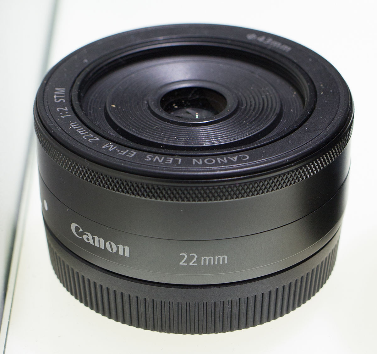 Canon 22mm f/2 STM Review - Ken Rockwell
