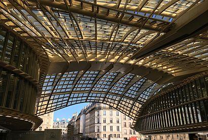 Comment aller à Forum Des Halles en transport en commun - A propos de cet endroit