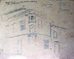 Canto de Rua em Ouro Preto