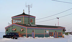 Cape Dorset AirportPort lotniczy Cape Dorset