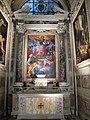 Cappella cerasi, annibale carracci, assunzione della vergine, 1601.JPG