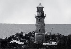 Capul Island Lighthouse - Capul Island Lighthouse