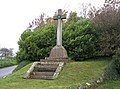 Carham Parish War Memorial - geograph.org.uk - 276912.jpg