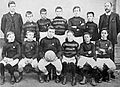 Carlingford Public School Football Club Barlow medal winners 1905.jpg