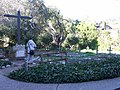 Carmel Mission - Indian Cemetery.JPG