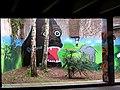 Carpark murals - Yeovil - geograph.org.uk - 1765425.jpg