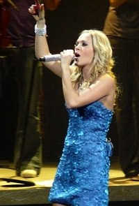 Carrie Underwood 2008 at Nokia Theatre.jpg