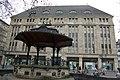 Carsch-Haus mit Musikpavillon des Wilhelm-Marx-Hauses in Düsseldorf - IMGP5495.JPG