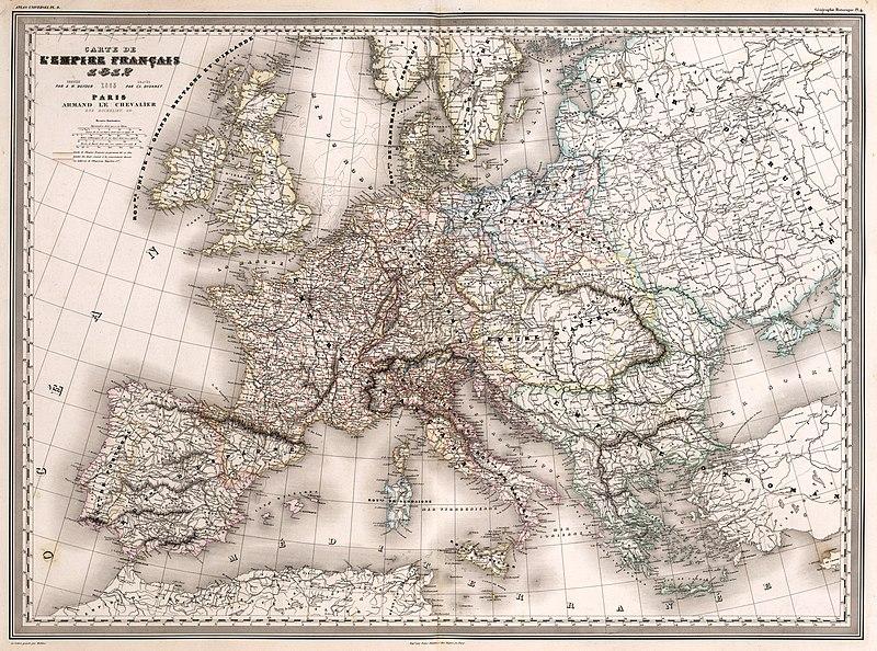 File:Carte de l'Empire Français 1812.jpg