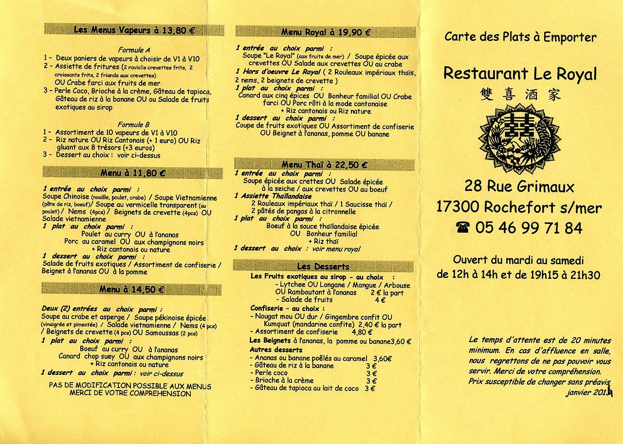 Menus Du Restaurant Aux Terrasses Gourmandes Le Castellet