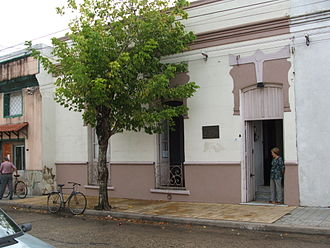 Juana de Ibarbourou - Juana's birthplace
