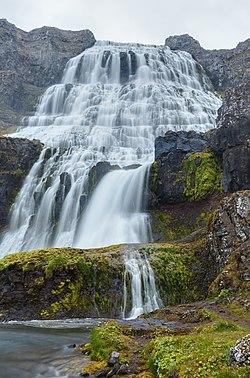 Cascada Dynjandi, Vestfirðir, Islandia, 2014-08-14, DD 148-150 HDR.JPG