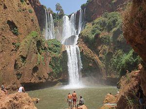 Azilal Province - Cascades d'Ouzoud