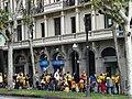 Cases Almirall - Via Catalana - abans de l'hora P1200362.jpg