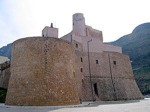 Castellammare del Golfo - Castello Normanno Lighthouse