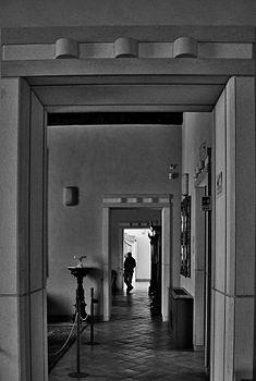 Castello di ducale di Corigliano C. , Interno.JPG