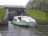 Castlefore Lock on the Shannon-Erne Waterway - geograph.org.uk - 1306846.jpg