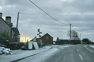Castletown Geoghegan - Castletown in winter