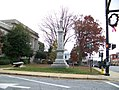Catawba County CSA Memorial - Contributing object in the Newton Downtown Historic District.jpg