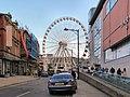 Cateaton Street ^ Manchester Wheel - geograph.org.uk - 2114951.jpg