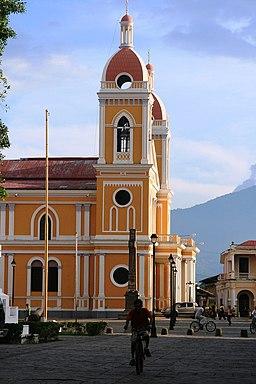 Catedrál de Granada, Nicaragua
