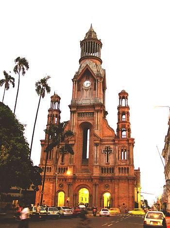 Catedral palmira