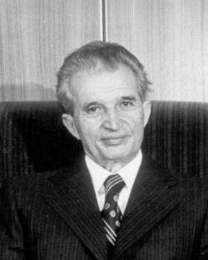 Ceausescu, Nicolae