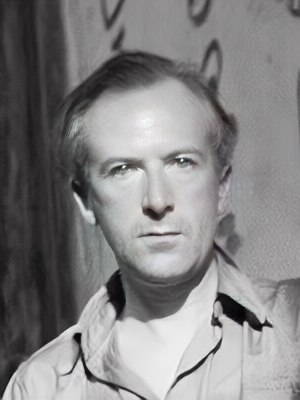 Cecil Beaton - Cecil Beaton in China during the Second World War