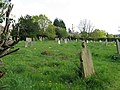 Cemetery at St Peters Church - geograph.org.uk - 1276266.jpg