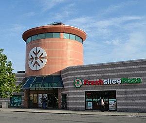 Freshslice Pizza - Freshslice Pizza at Centrepoint Mall