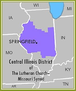 Central Illinois District of the Lutheran Church–Missouri Synod